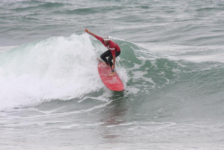 Benoit moniteur de Surf