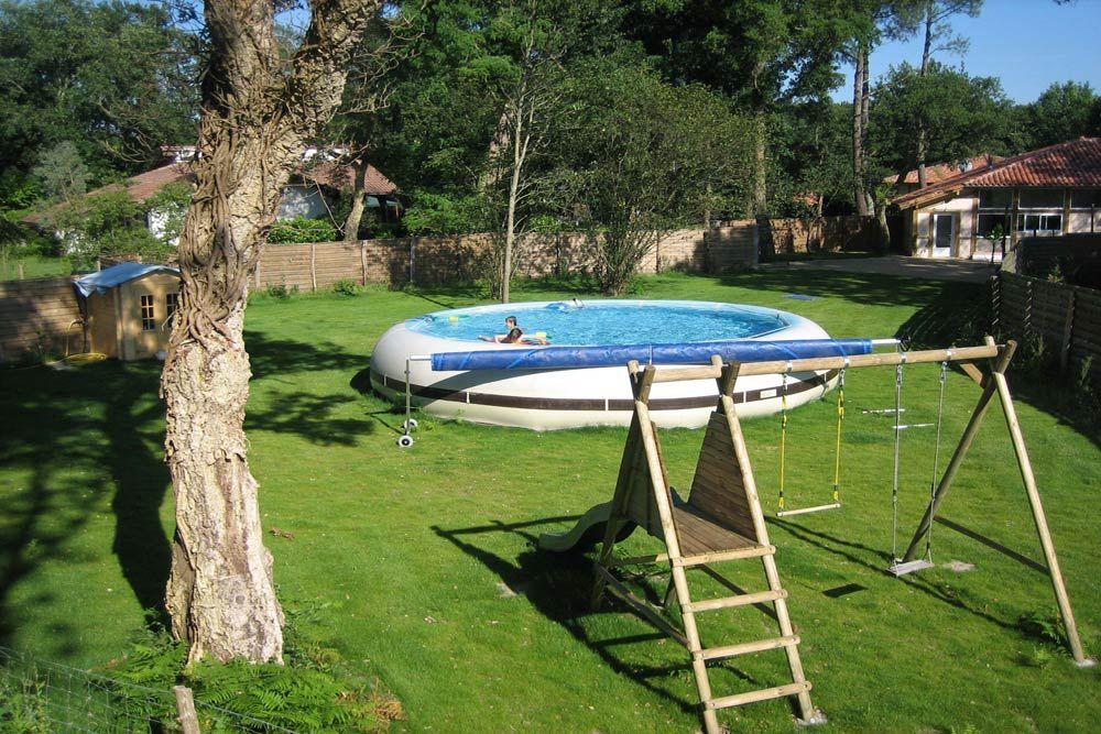 maison du golf hebergement surf messanges piscine