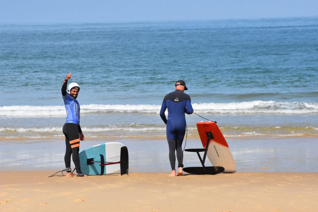 foil-initiation-point-ecole-surf-messanges-landes